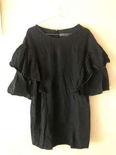 pull n bear mini dress