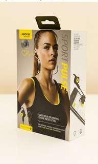 Jabra Sport Pulse Wireless 藍牙運動耳機 可量心率