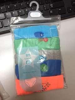 Mothercare Briefs 4-5yo underwear