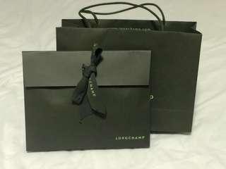 Longchamp handbag 70th Anniversary from France Paris (S)