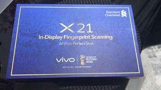 Vivo X21 NEW SEAL IN BOX