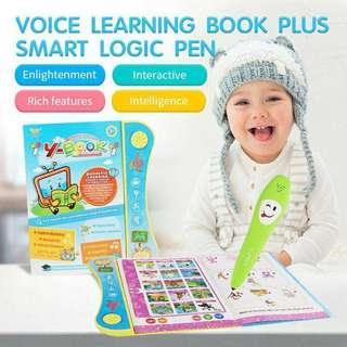 EBOOK KIDS LEARNING BOOK