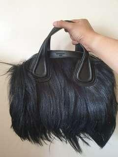SALE! Super Rare Givenchy Nightingale small Goat Hair from 10k