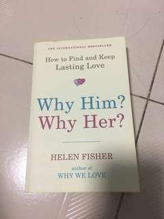 🚚 Why him why her - helen fisher