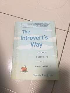 🚚 The introvert's way - sophia dembling