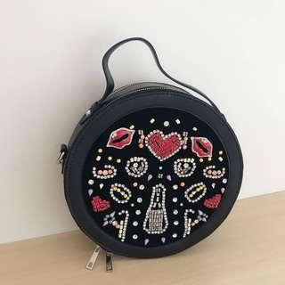 *NEW* circle bag crossbody bag