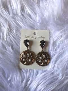 Tree of life earring