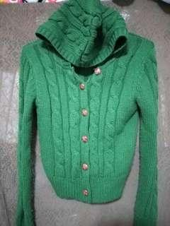 🚚 #半價衣服市集.Abercrombie & Fitch女毛衫外套