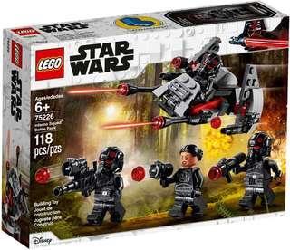 🚚 Lego 75226 Inferno Squad Battle Pack