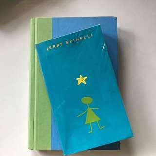 Stargirl and Love, Stargirl by Jerry Spinelli bundle