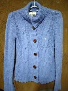 🚚 #半價衣服市集,女毛衫淺紫色外套