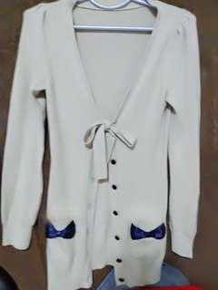 🚚 #半價衣服市集.長版毛外套