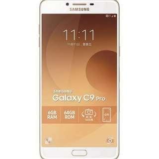 售SAMSUNG Galaxy C9 Pro C900Y 6G/64GB 6吋大螢幕 手機無傷