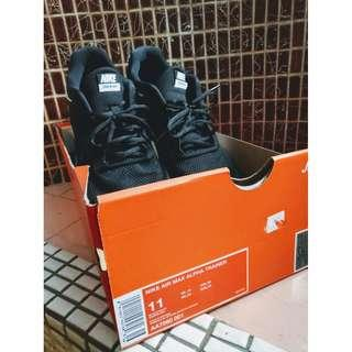 🚚 Nike air max alpha trainer 黑色 us11