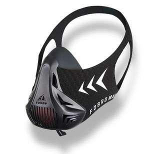 運動訓練口罩 Training face mask