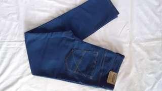 STEAL PRICE H&M SKINNY STRETCH DENIM PANTS UNISEX, SIZE 30