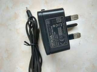 Original Nokia charger AC-3X (used)