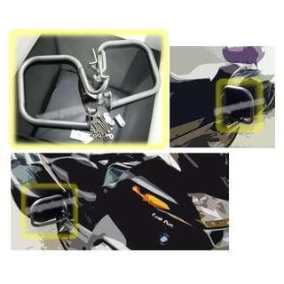 BMW CRASH BAR R1200RT LC 2014