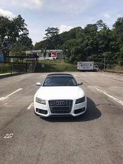 Audi S5 Cabriolet 3.0 Auto TFSI quattro S-tronic