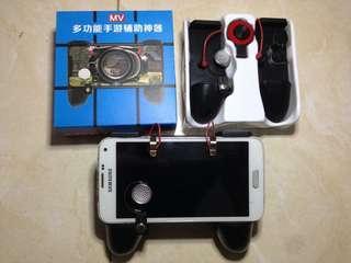 Gamepad Trigger Pubg MV 3in1
