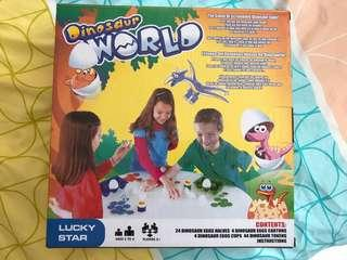 Toy~ Dinosaur Eggs Game