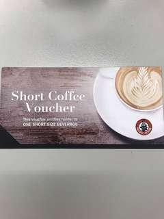 Pacific Coffee Coupon