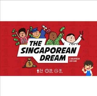 The Singaporean Dream