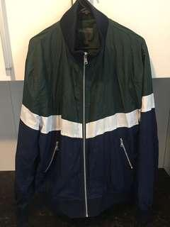 Men's Asos track jacket xxl windbreaker