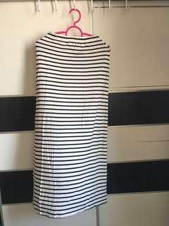 Cotton On Striped Skirt