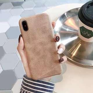 全新 iphoneXR 皮殼