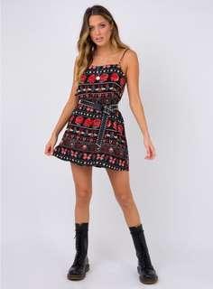 MOTEL GYPSY SLIP DRESS