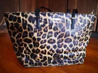 Kate Spade Leopard Print Tote Bag