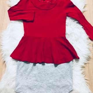 Peplum Top / skirt