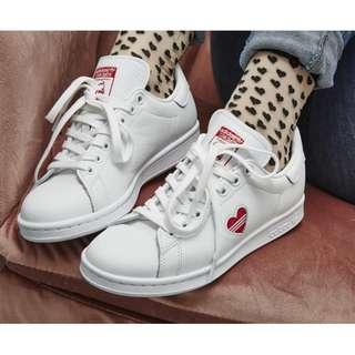 [UK 8] Adidas Stan Smith Valentines