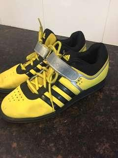 Adidas Powerlift 2.0 Weightlifting Size 10.5