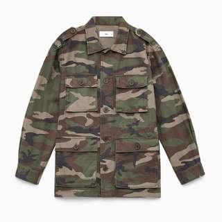 TNA Molina Army Jacket