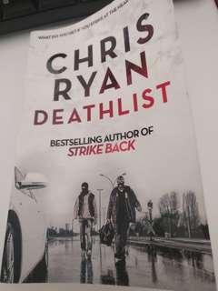 🚚 Chris Ryan - Deathlist