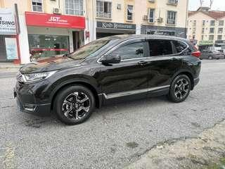 New CRV 1.5 Turbo 2019
