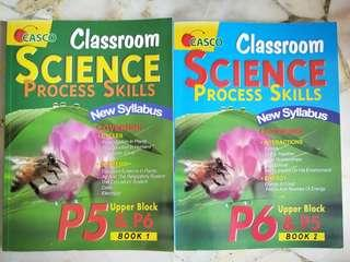 🚚 Science Assessment Book for P5 P6