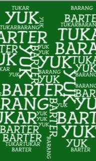 BARTER YUK