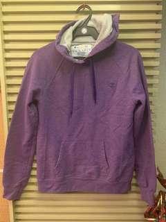 Champion purple pullover