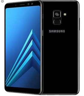 Samsung Galaxy A8+ 64 GB/Ram 6 GB (Baru)