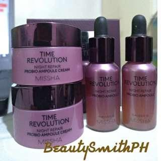 Missha Time Revolution Kit *RENEWAL*
