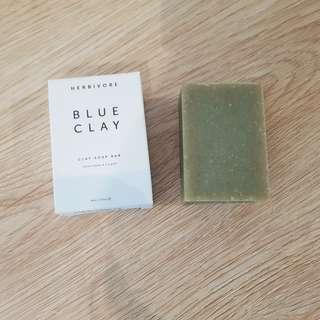 Blue Clay Soap Bar