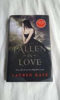 Fallen in Love novel