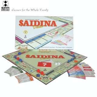 SPM Games Saidina Deluxe, Bahasa Malaysia & English Edition