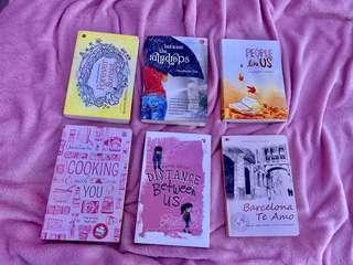 Novel Dewasa, Novel Remaja, Novel Romatis