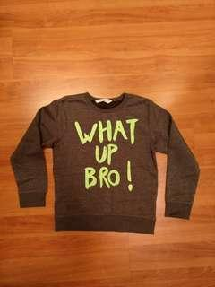 🚚 Pre-loved H&M Sweater for boy - 8-10Y