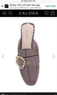 Vincci slip on mules sandals