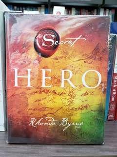 """The Secret"" HERO by Rhonda Byrne"